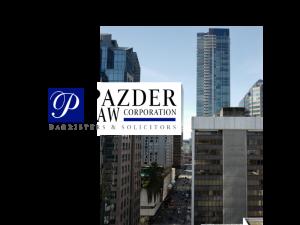 Pazder Law Corporation